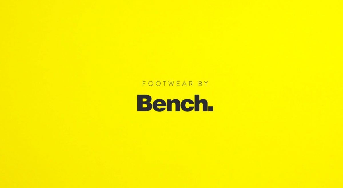 Bench Shoes Campaign